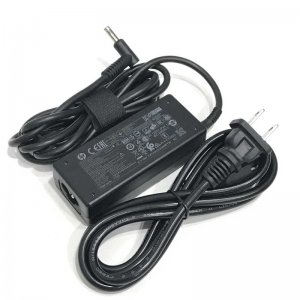 Original 45W HP ENVY 15-aq001nx E8P18EA AC Adapter Charger + Free Cord