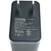 Toshiba ENCOR 2 (10-INCH) WT10-A32 AC Adapter Charger
